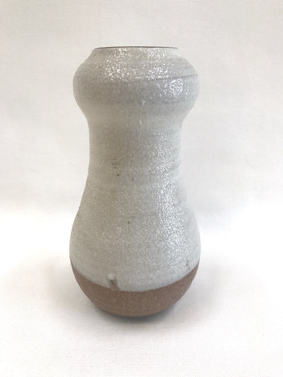 Japanese Stoneware pottery vase at The Mart Collective in Venice, CA