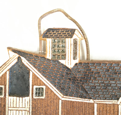 Victoria Littlejohn Wall Art - Barn Solid