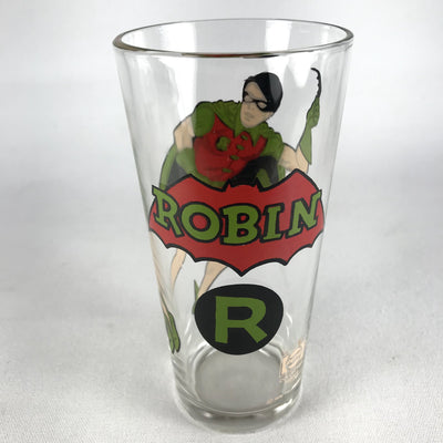 Vintage 1978 Robin Pepsi Superhero Glass