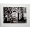 "Tyler Thornton ""Taking A Break"" L.A. Gas Station 1969- Original Photograph"