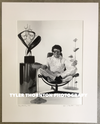 Tyler Thornton Tony Melendy Sculptor 1968 Original Photograph The Mart Collective Venice LA CA