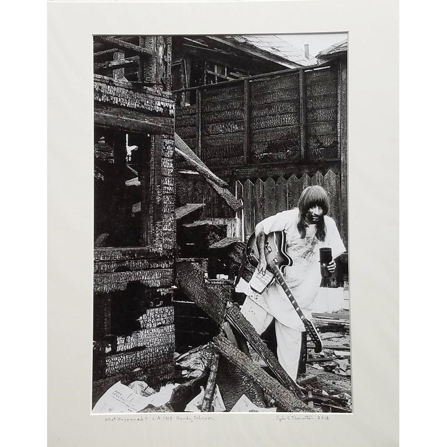 "Tyler Thornton ""What Happened"" L.A. 1968- Original Photograph"