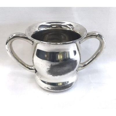 1910 Hoover Smith Silver Trophy Loving Cup - University PA Penn Race