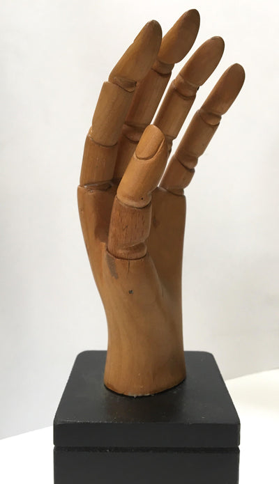 Vintage Articulated Mannequin Hand
