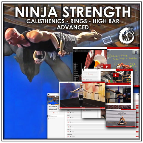NINJA STRENGTH ADVANCED