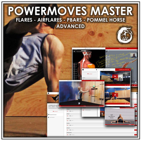 POWERMOVES MASTER ADVANCED