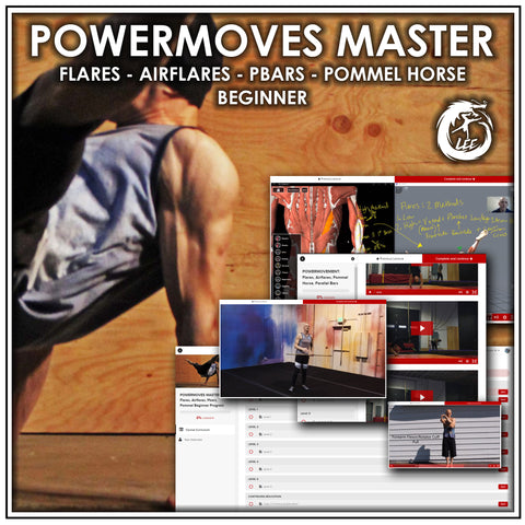 POWERMOVES MASTER BEGINNER