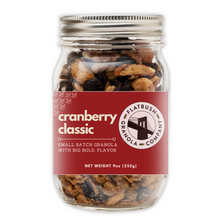Load image into Gallery viewer, Cranberry Classic: Crunchy, Nutty Gluten-free Granola Mix with Dried Cranberries