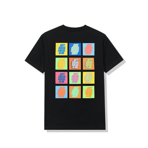 Art Girl Black Tee