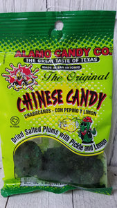 Chinese Candy Pickle with Lemon