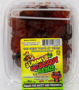 Gummy And Bloody Bears
