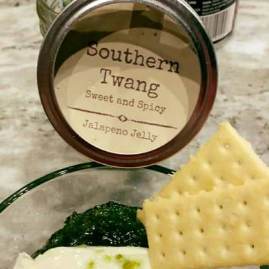 Southern Twang Jams and Jellies