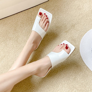 A-923 Square Head Sandal