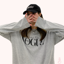 Load image into Gallery viewer, A-1025 Vogue Longsleeves