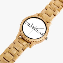 Load image into Gallery viewer, 206. Italian Olive Lumber Wooden Watch