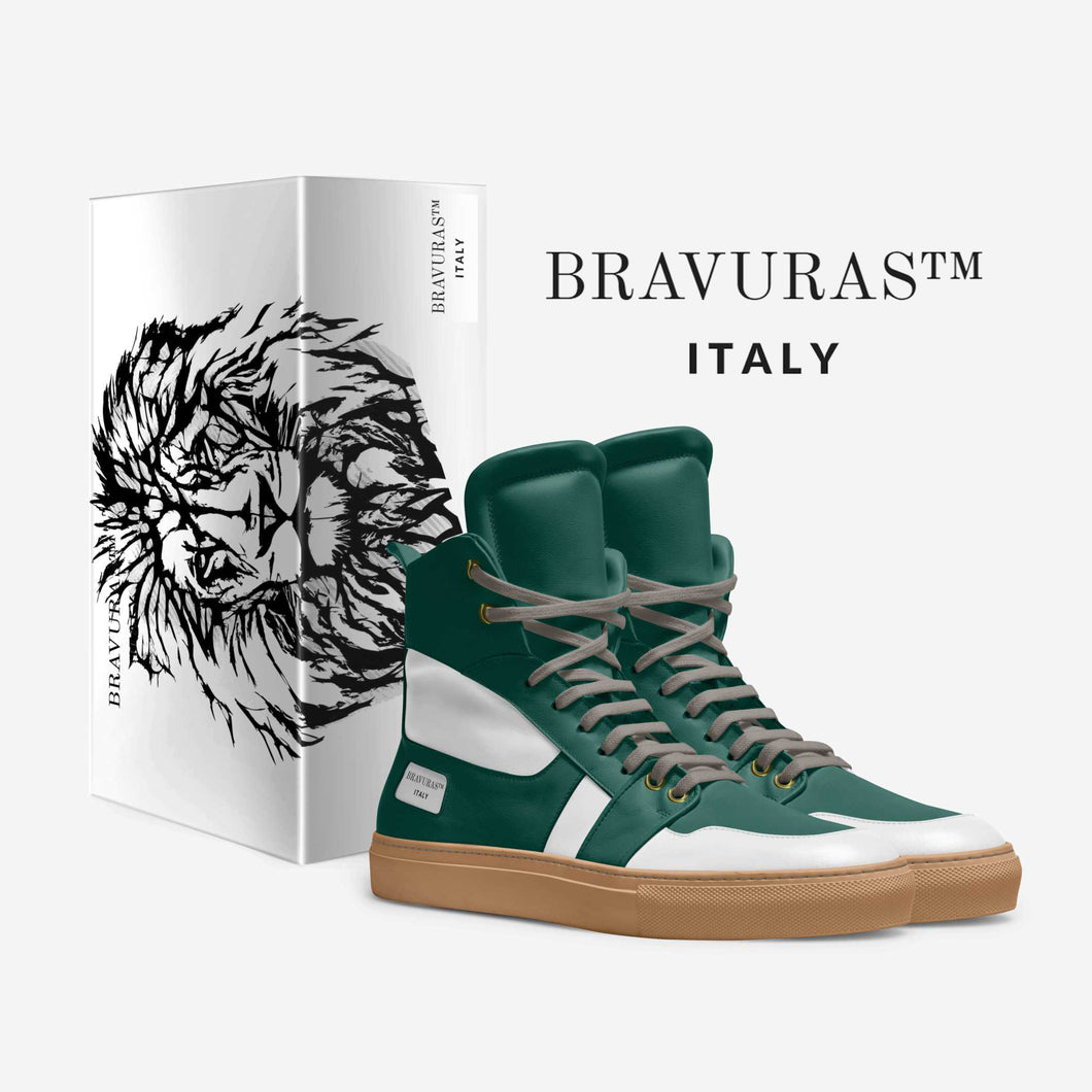 BRAVURAS Italy EXTRA LARGE HIGH-TOP