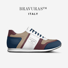 Load image into Gallery viewer, BRAVURAS Italy Vintage Running Trainers (ANYTIME EDITION)