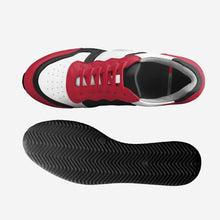 Load image into Gallery viewer, BRAVURAS Italy Vintage Running Trainers (RED & BLACK)