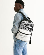 Load image into Gallery viewer, BRAVURAS Small Canvas Backpack