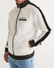 Load image into Gallery viewer, BRAVURAS Collection Men's Stripe-Sleeve Track Jacket