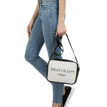Load image into Gallery viewer, BRAVURAS Italy Crossbody Bag