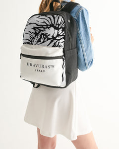 BRAVURAS Italy Small Canvas Backpack