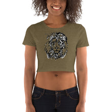 Load image into Gallery viewer, BRAVURAS Italy Women's Crop Tee