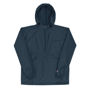 BRAVURAS Embroidered Champion Packable Jacket