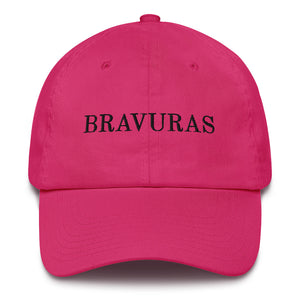 BRAVURAS Cotton Cap