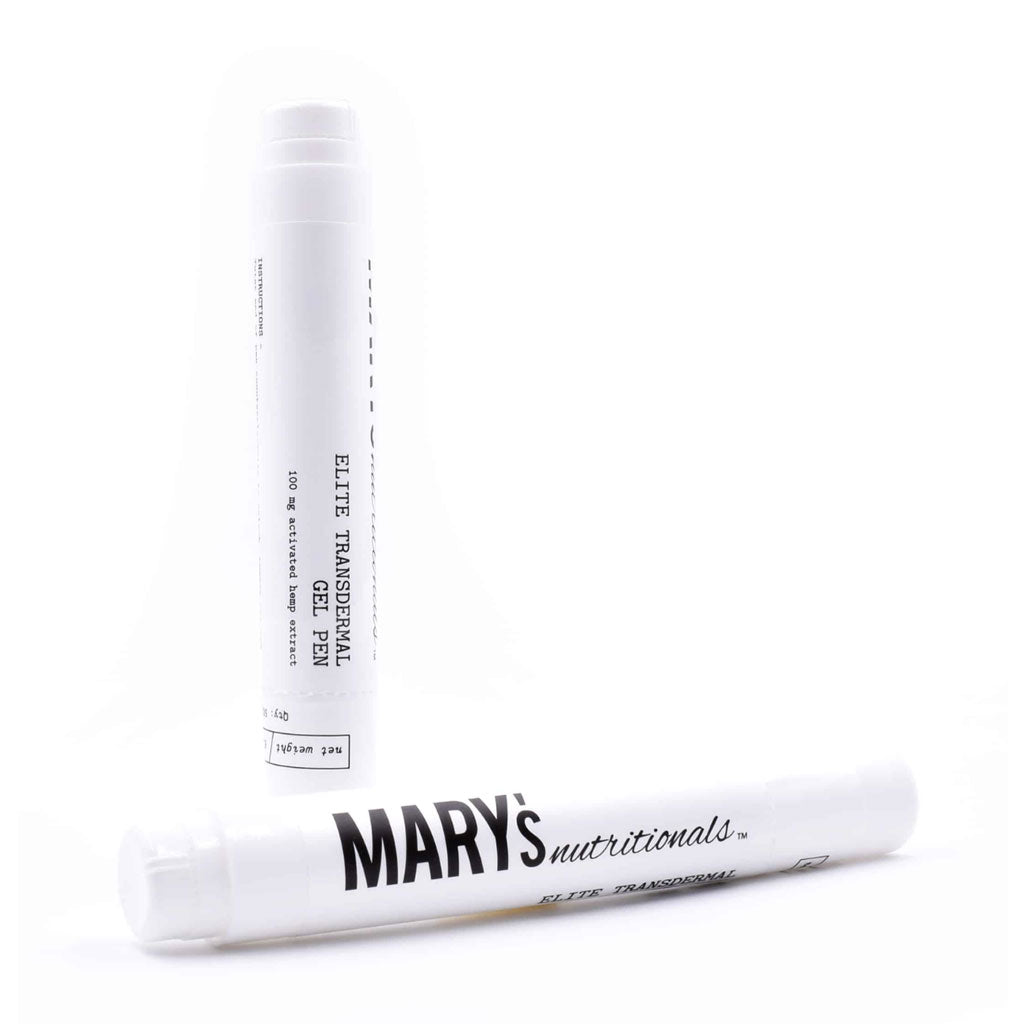 Mary's Nutritionals Transdermal Gel Pen