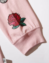 画像をギャラリービューアに読み込む, Romeo and juliet X LITTLE SUNNY BITE : Photo long tee rose sleeve / PINK