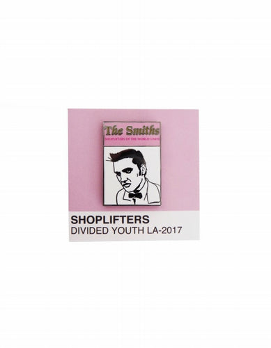 DIVIDED YOUTH : SHOPLIFTERS / PINK