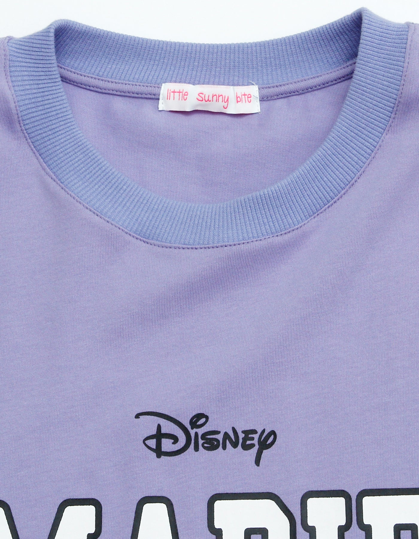Marie big tee / PURPLE