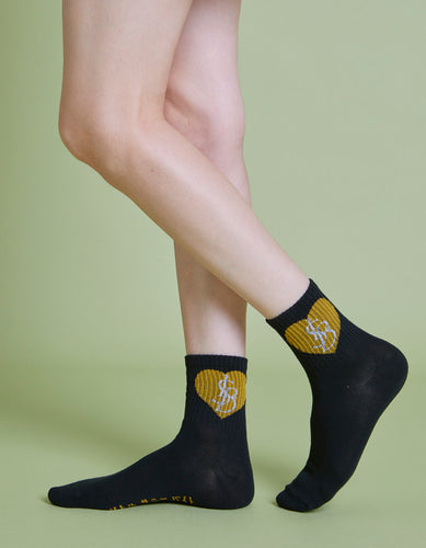 LSB Socks / BLACK