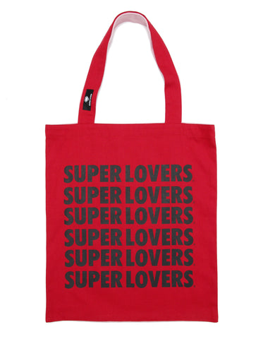 shopping bag / RED