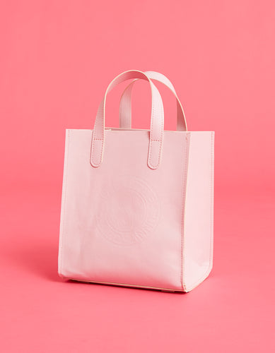 LSB symbolic shoulder bag / PINK
