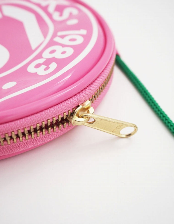MINI SHOULDER BAG / PINK