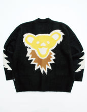 画像をギャラリービューアに読み込む, Grateful Dead x little sunny bite Knit cardigan / BLACK