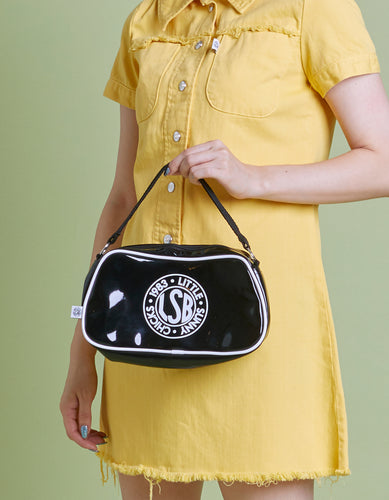 LSB Logo mini bag / BLACK