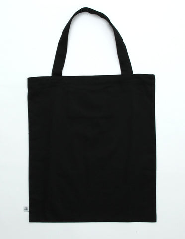 LSB Logo big tote bag / BLACK