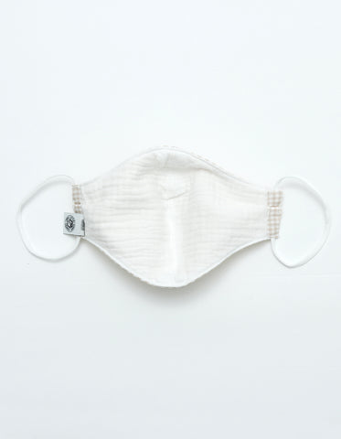 Stay safe mask / WHITE