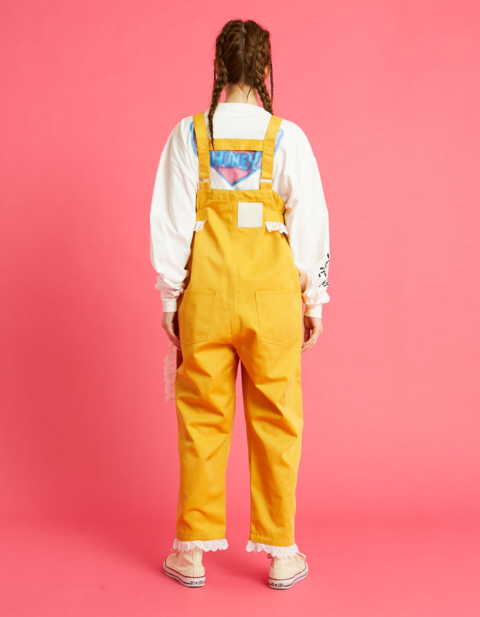 Dickes X LITTLE SUNNY BITE : Work all in one / YELLOW