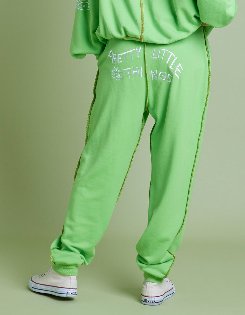 LSB sweat pants / GREEN