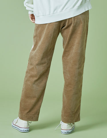 Universal overall x little sunny bite Corduroy pants / WHITE