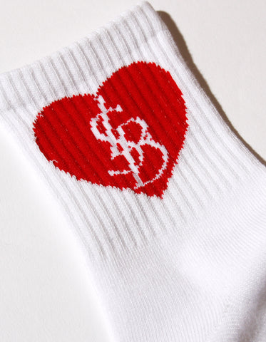LSB Socks / WHITE