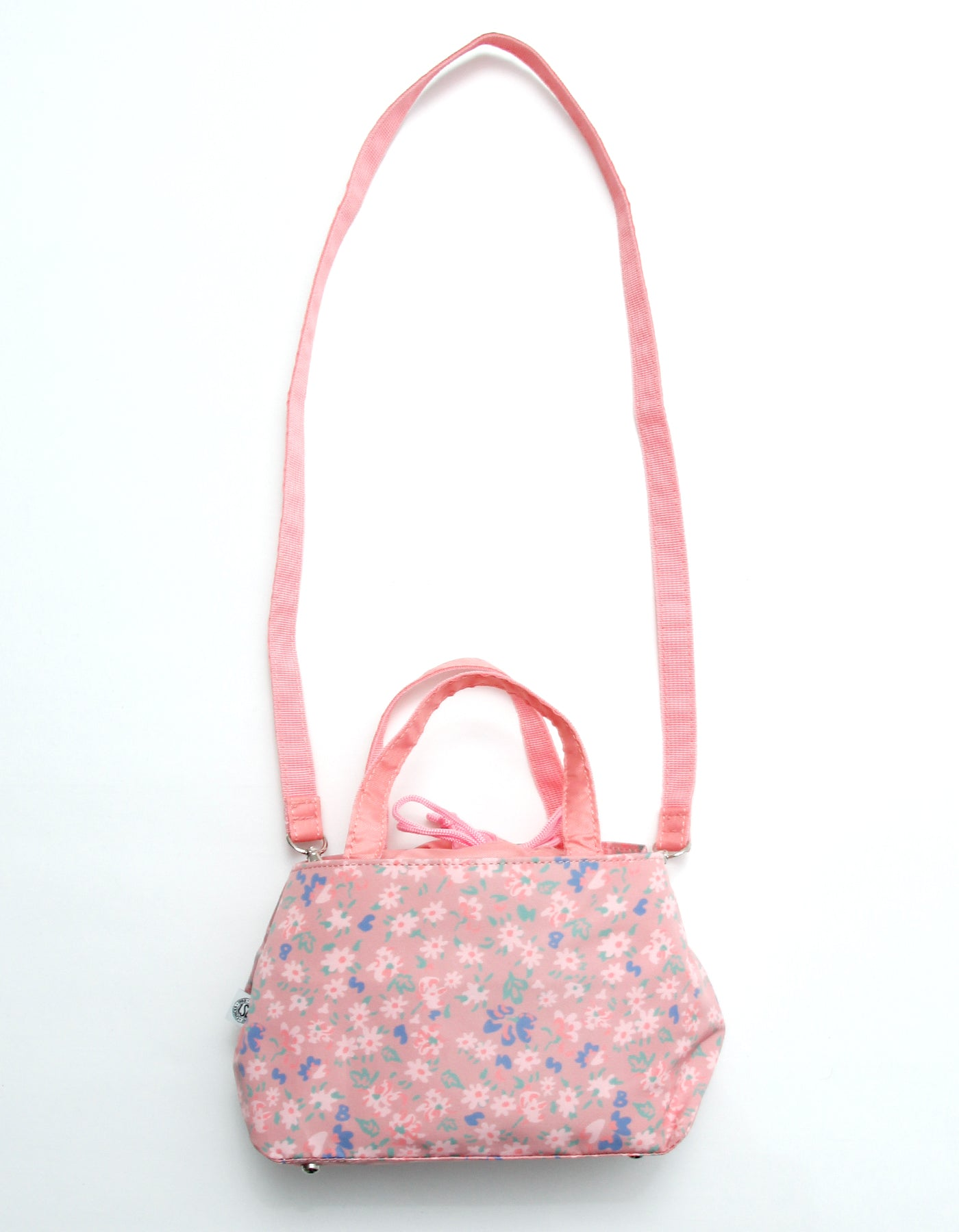 original floral 2way bag / PINK