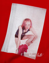 画像をギャラリービューアに読み込む, Valerie phillips × little sunny bite Photo print sweat top / RED