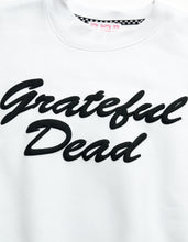 画像をギャラリービューアに読み込む, Grateful Dead x little sunny bite Print sweat top / WHITE