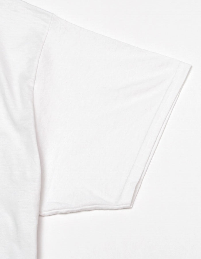 PHOTO BIG TEE / WHITE