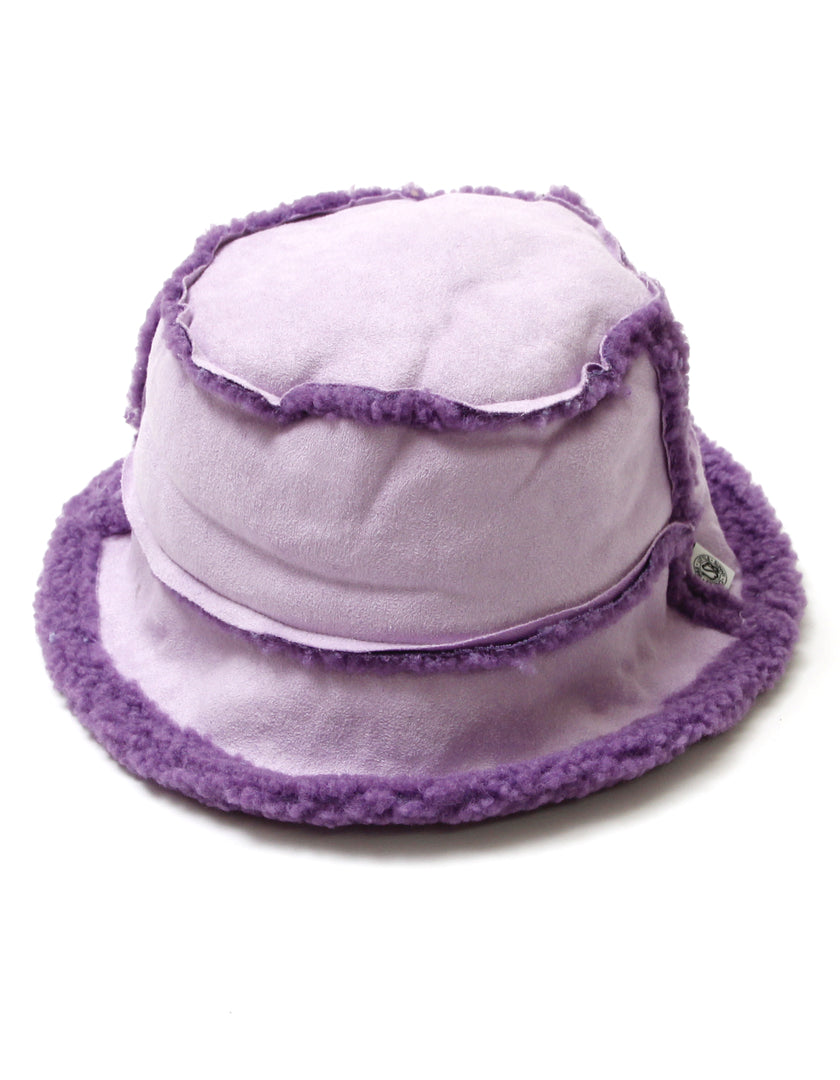 Boa hat / PURPLE